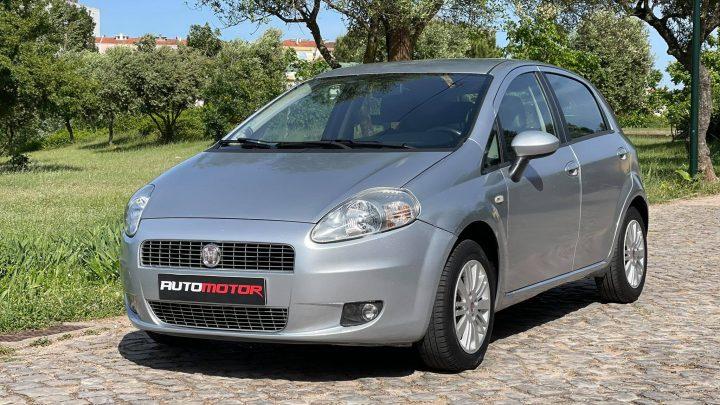 Fiat Grande Punto 1.3 Mjet – 2009