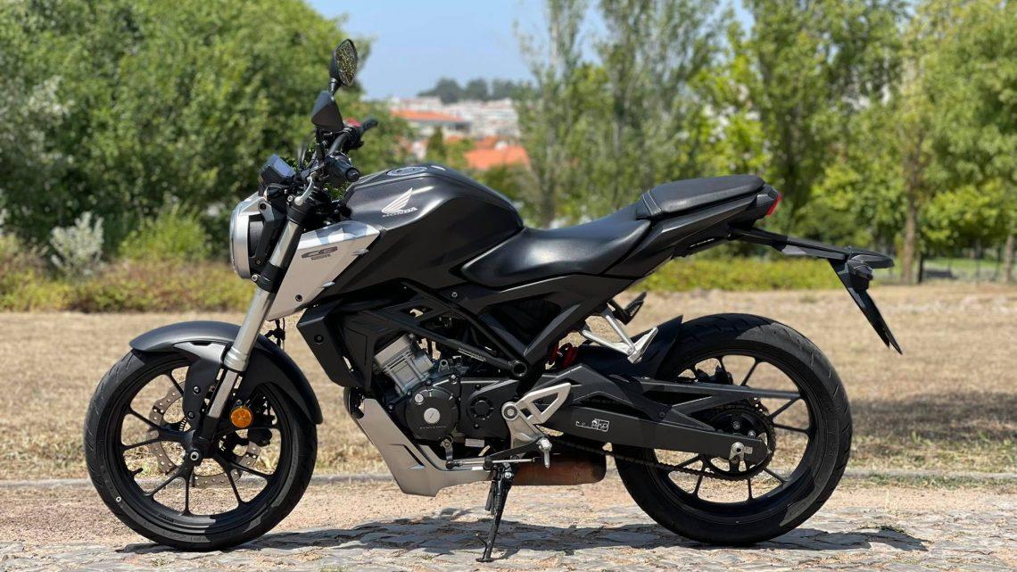 Honda CB 125 R ABS – 20198
