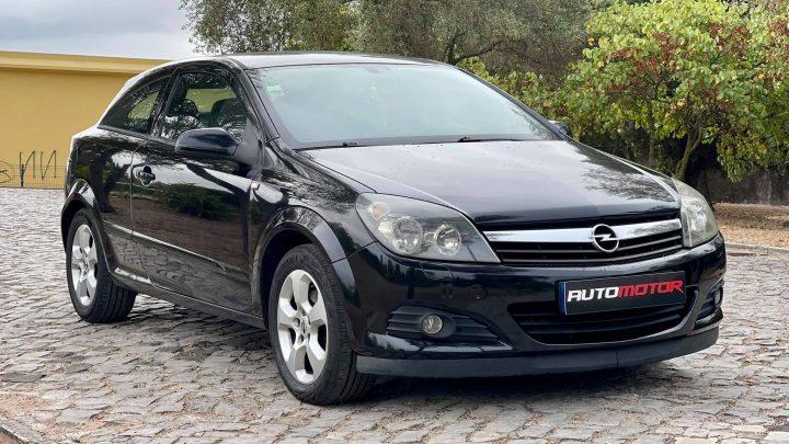 Opel Astra GTC 1.3 CDTI 5 Lugares 90cv – 2005