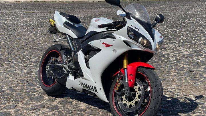 Yamaha YZF 1000 R1 – 2006