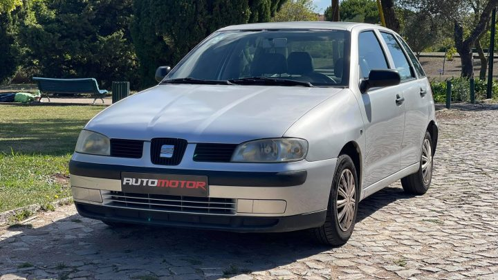 Seat Ibiza 1.0i Signo 50cv – 2000