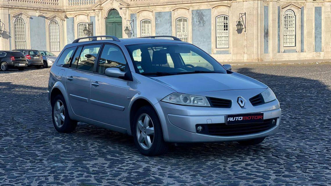 Renault Megane Break 1.5 DCI – 2007